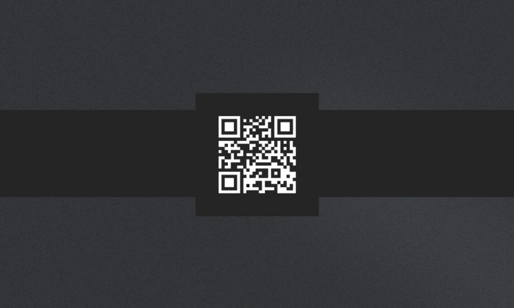 Free qr code business card template business cards templates business card preview front and back sides reheart Images