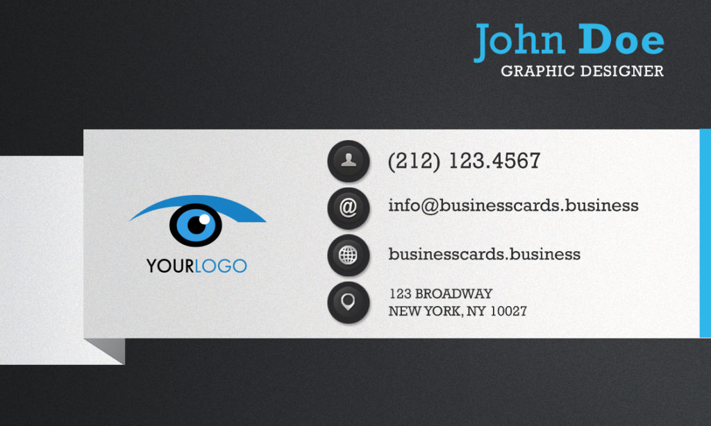 Amazing Business Cards With Qr Code Adornment - Business Card Ideas ...