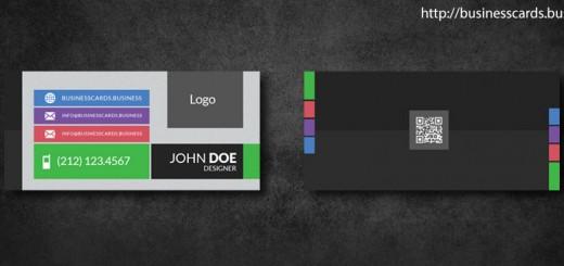 Jewerly business card psd template business cards templates free mini business card template with flat style flashek Choice Image