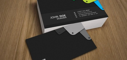 Free ceo business card psd template business cards templates free professional business card template cheaphphosting Gallery