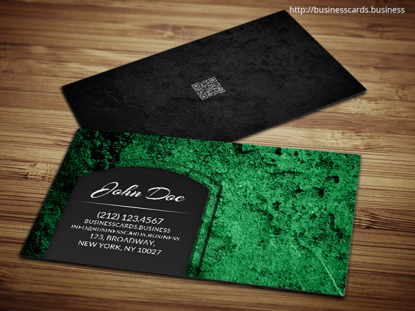 Free Massage Therapy Business Card Template For Photoshop - Photoshop business card template
