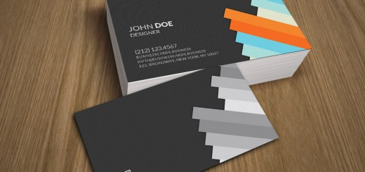 Free medical business card psd template business cards templates free professional 3d business card template for photoshop flashek