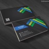 10033-linen-business-card-mockup