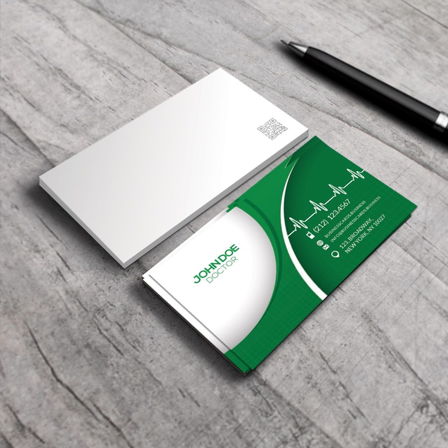 Free business card templates business cards templates for Photo business card template
