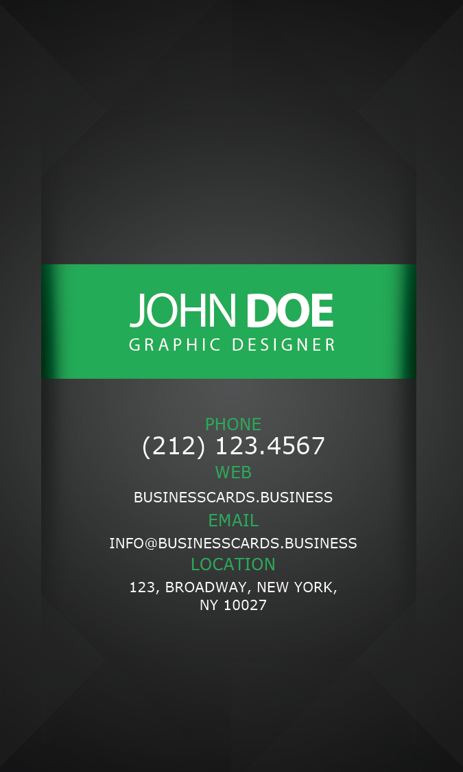 Free Business Card PSD Template for Graphic Designer : Business ...